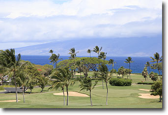Maui Eldorado Vacation Rentals A-204 Lanai View