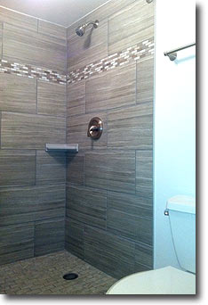 Maui Eldorado Vacation Rentals A-204 Shower and WC Area